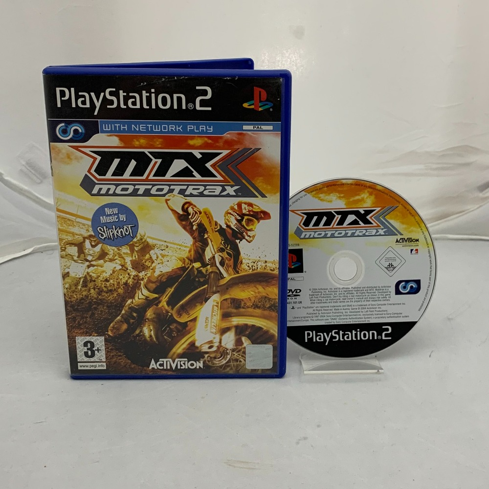 Product photo for MTX Mototrax