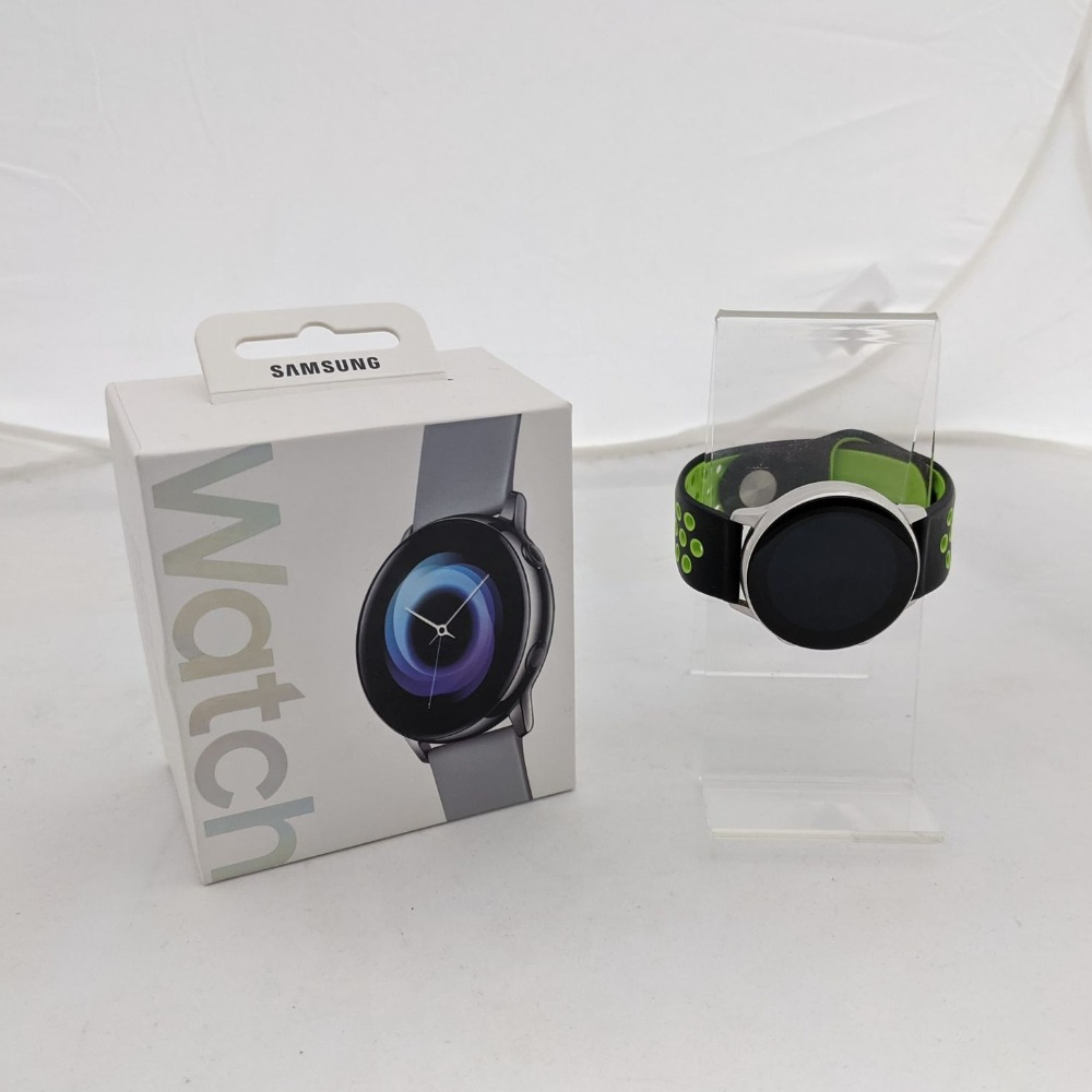 Product photo for Samsung Galaxy Watch Active