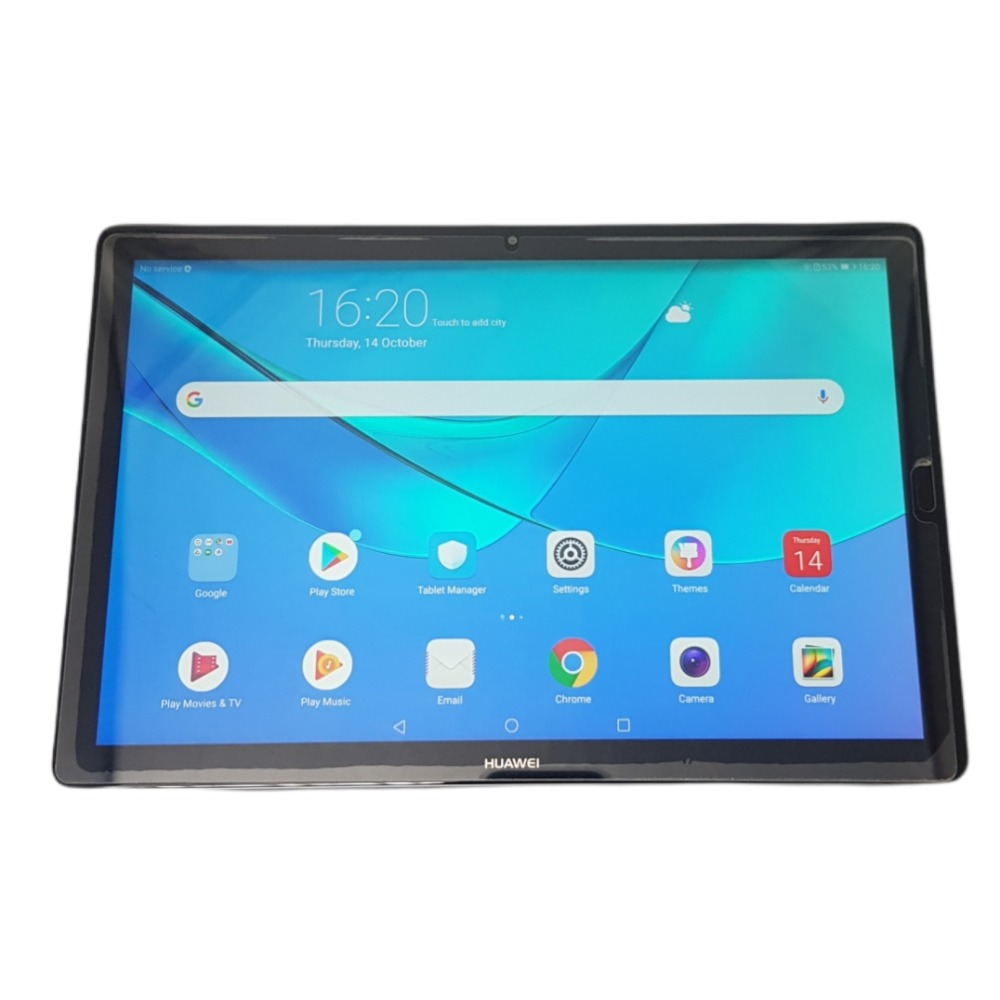 Product photo for Huawei Media Pad M5 32GB Wifi and 4G