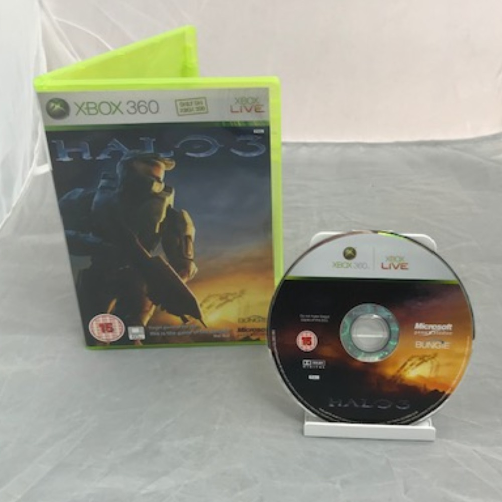 Product photo for  Xbox 360 Game Halo 3