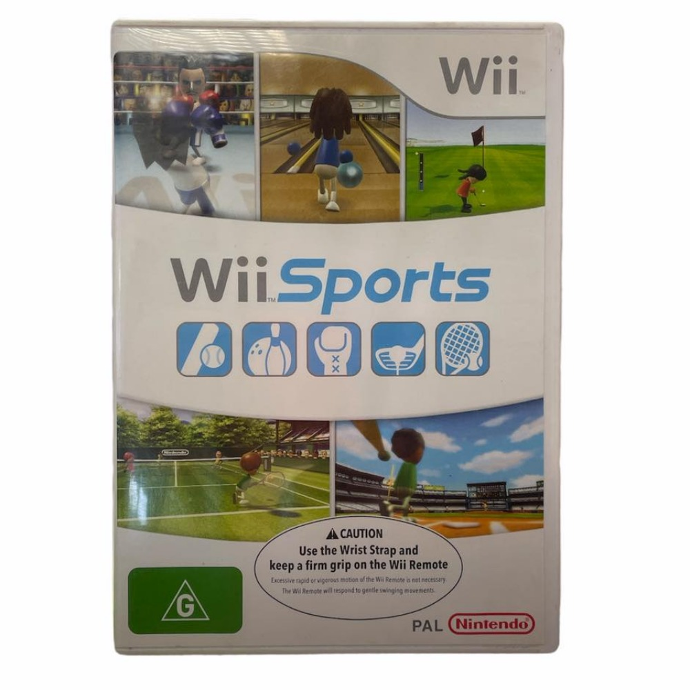 Product photo for WII Sports