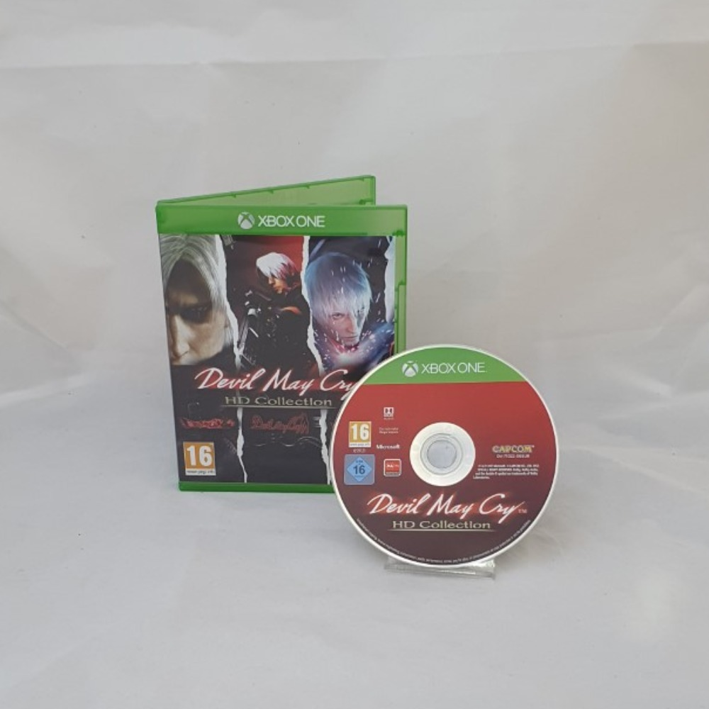 Product photo for   Devil May Cry  Xbox one