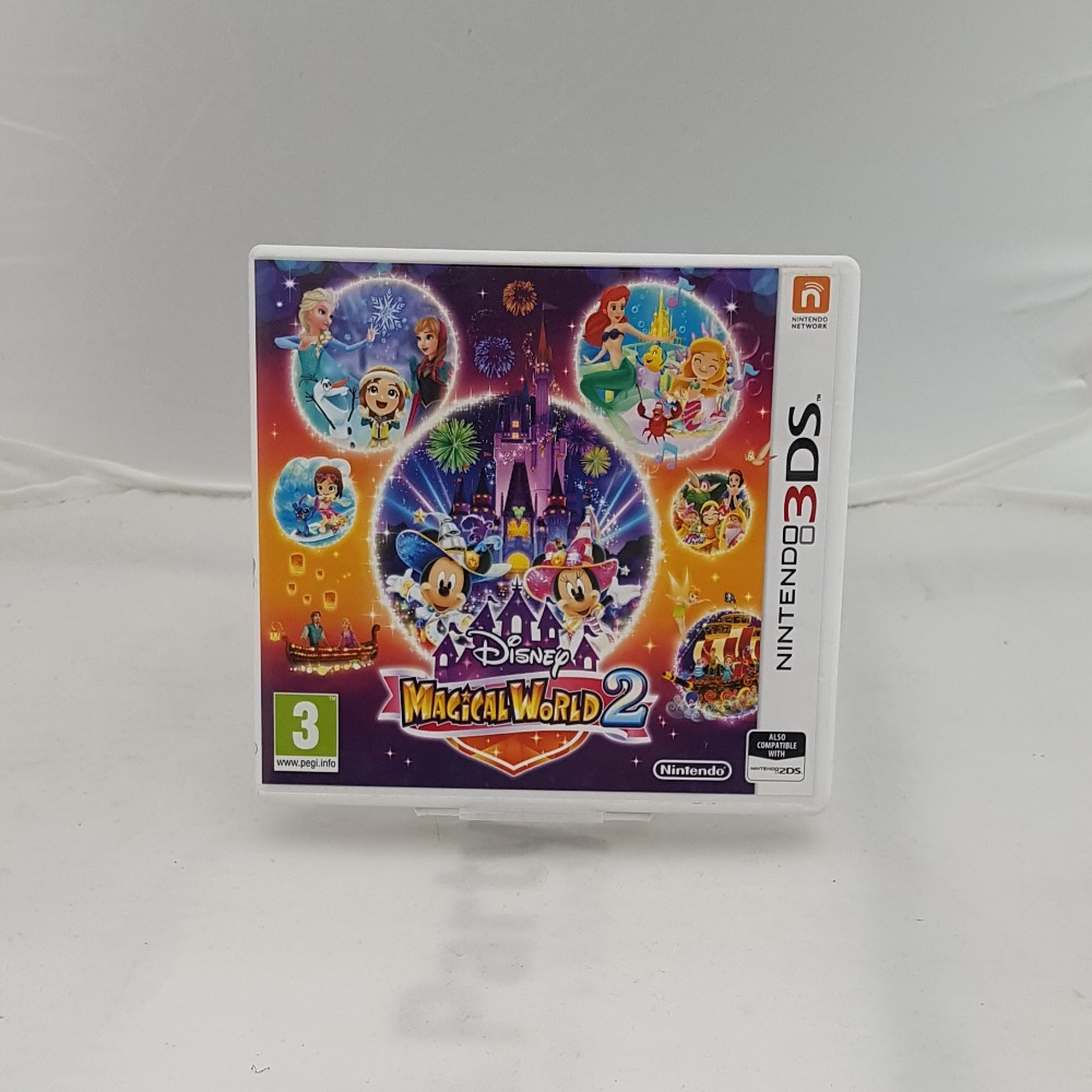 Product photo for Disney Magical World 2 (3DS)