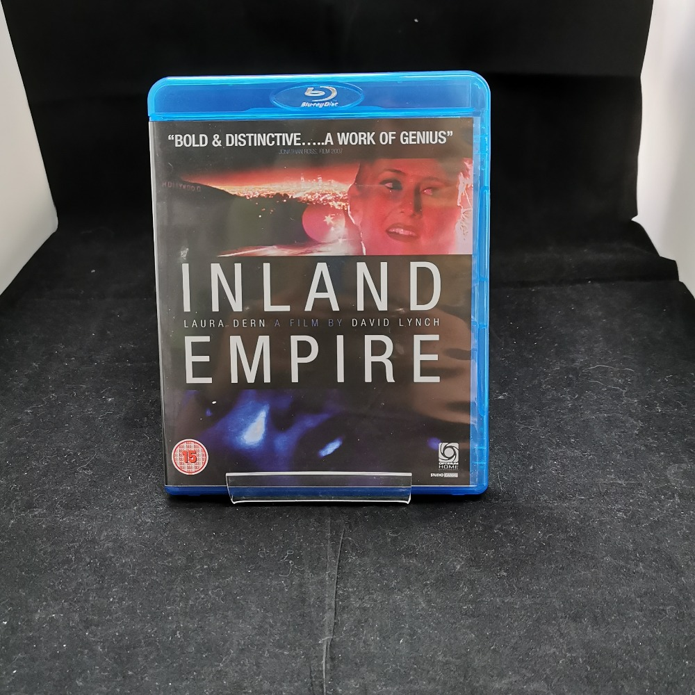 Product photo for Inland Empire Blue-Ray