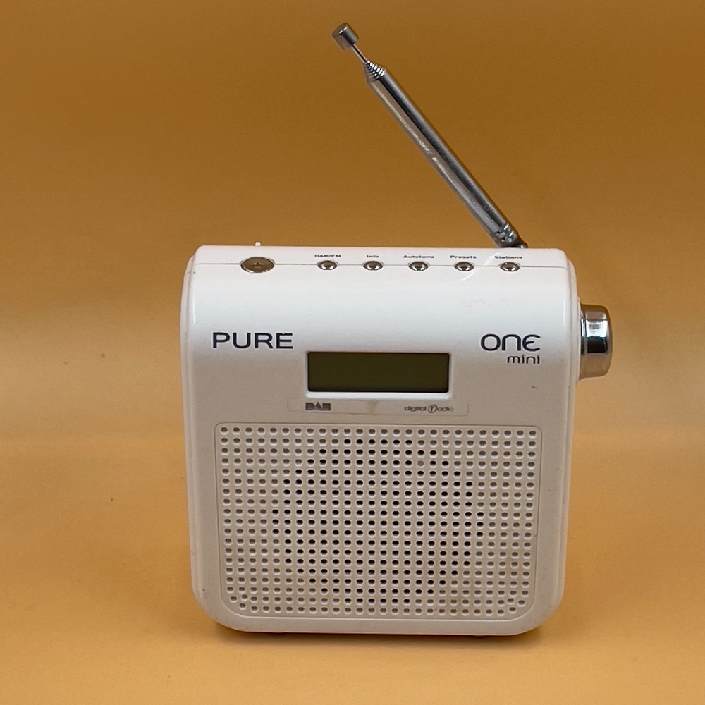 Product photo for PURE ONE MINI DAB RADIO