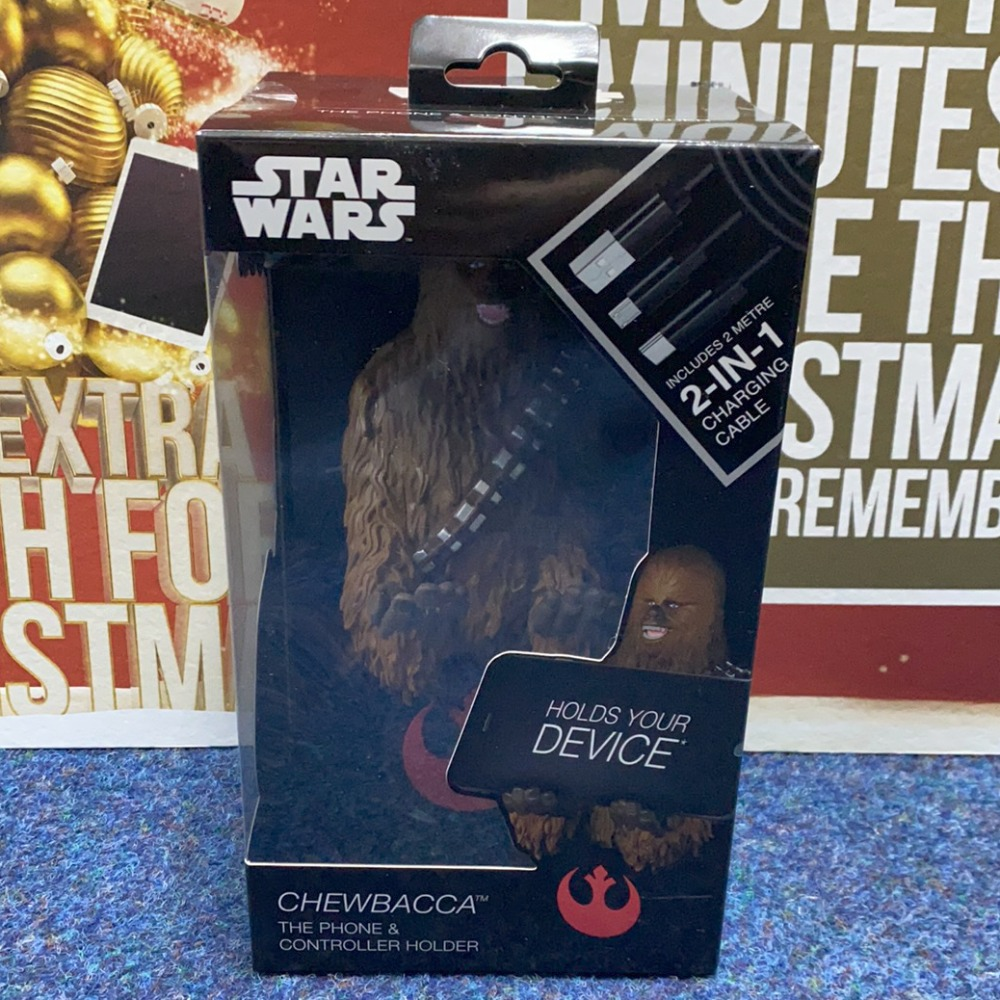 Product photo for Starwars Chewbacca Phone / Controller Holder
