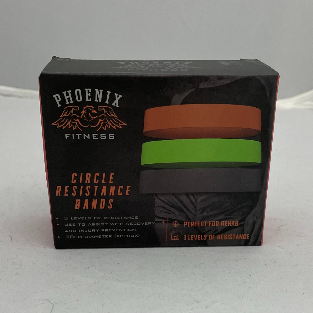 Product photo for circle resistance bands