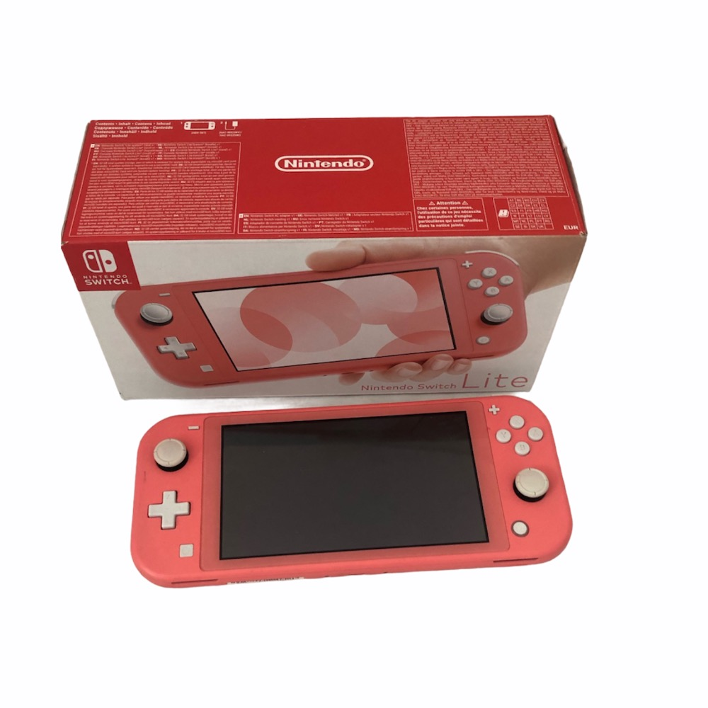 Product photo for Switch Lite Pink
