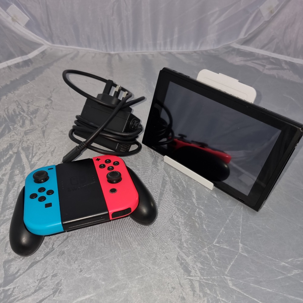 Product photo for Nintendo Switch Console - Unboxed