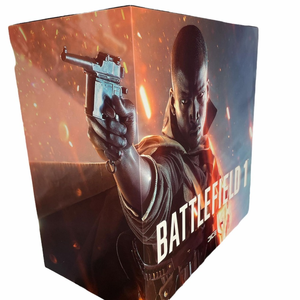 Product photo for Battlefield 1 Exclusive Collectors Edition Statue - Unopened