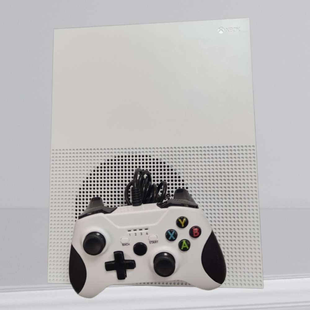 Product photo for Microsoft Xbox One S All Digital 1TB