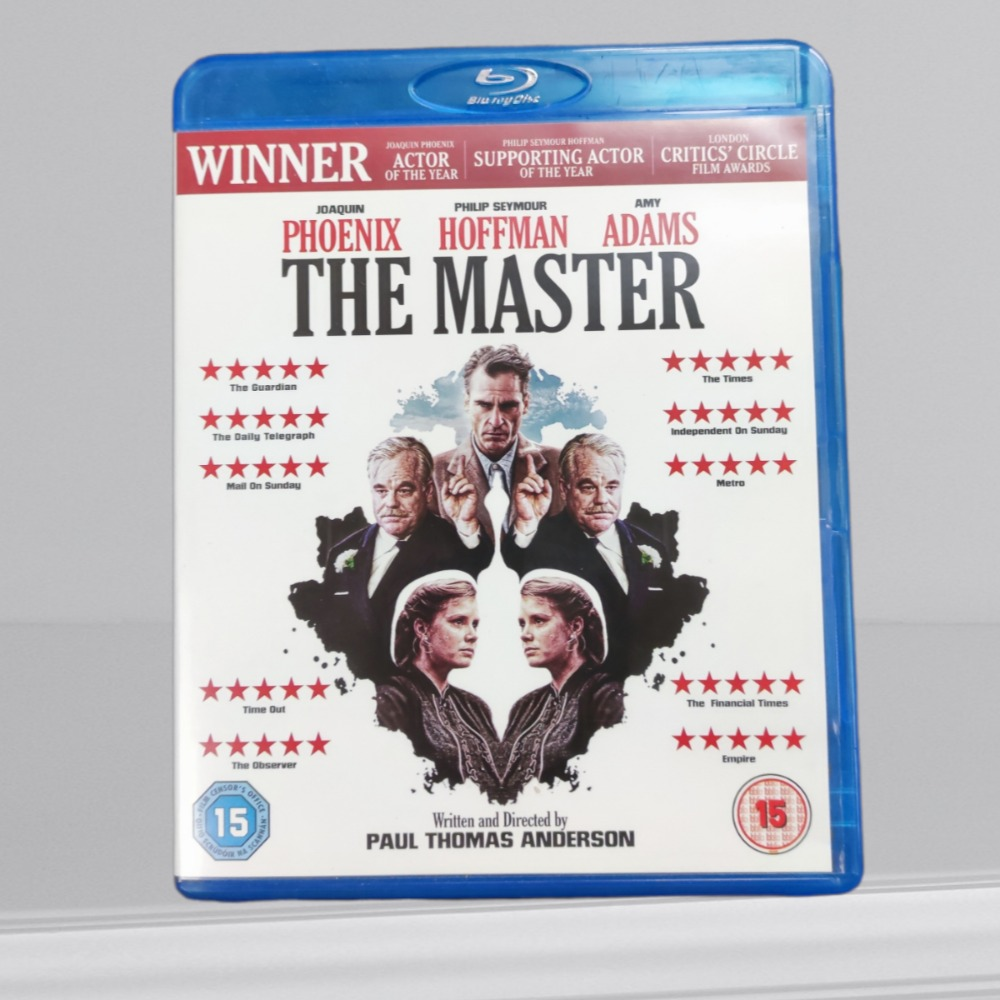 Product photo for Blu-ray The Master