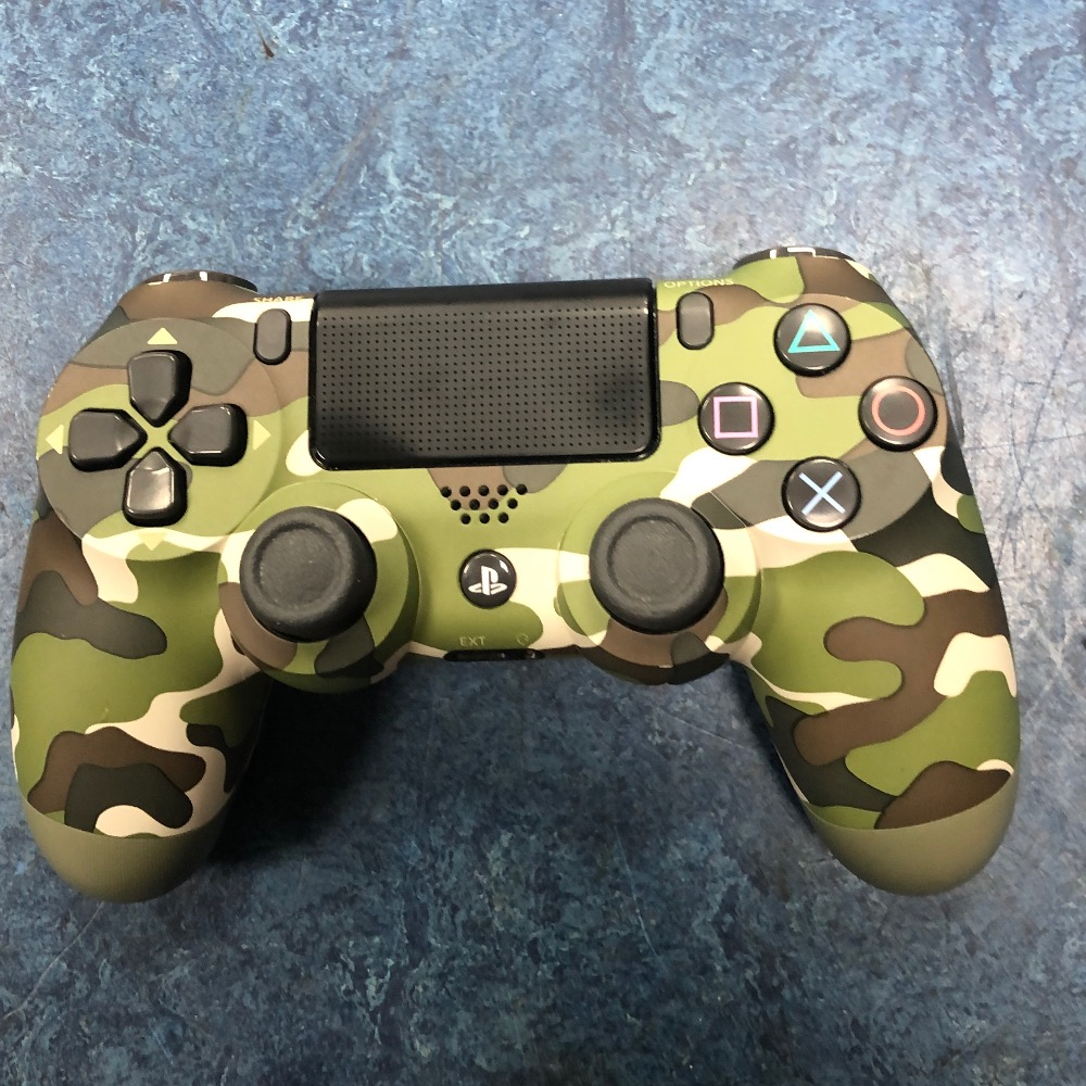 Product photo for Sony ps4 camo controller
