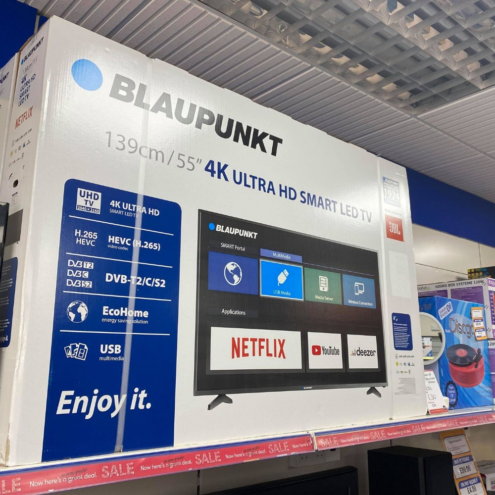 Product photo for Blaupunkt 55