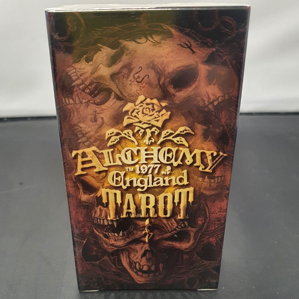 Product photo for Alchemy Tarot Cards