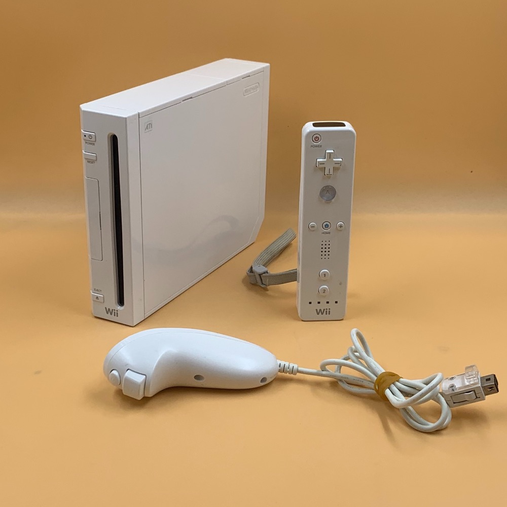 Product photo for Nintendo Wii NINTENDO Wii COMPLETE - GOOD CONDITION