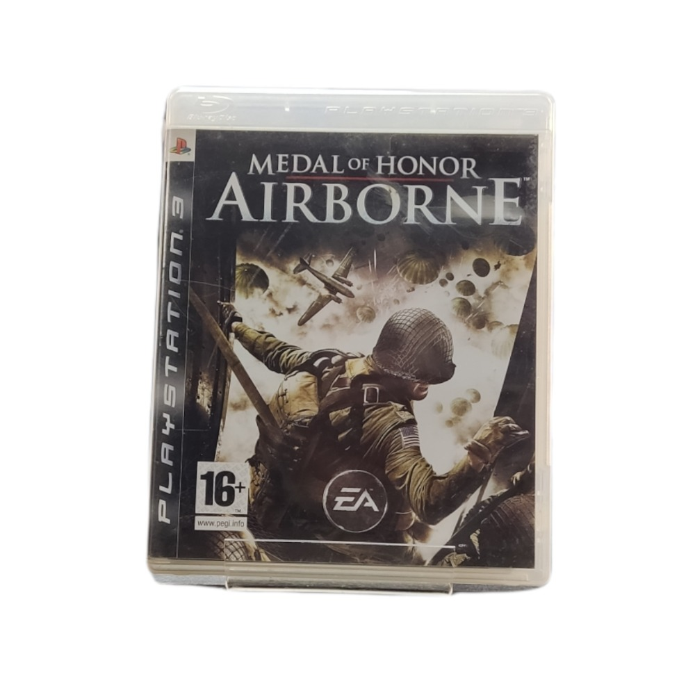 Product photo for Playstation 3 Game MoH Airbourne
