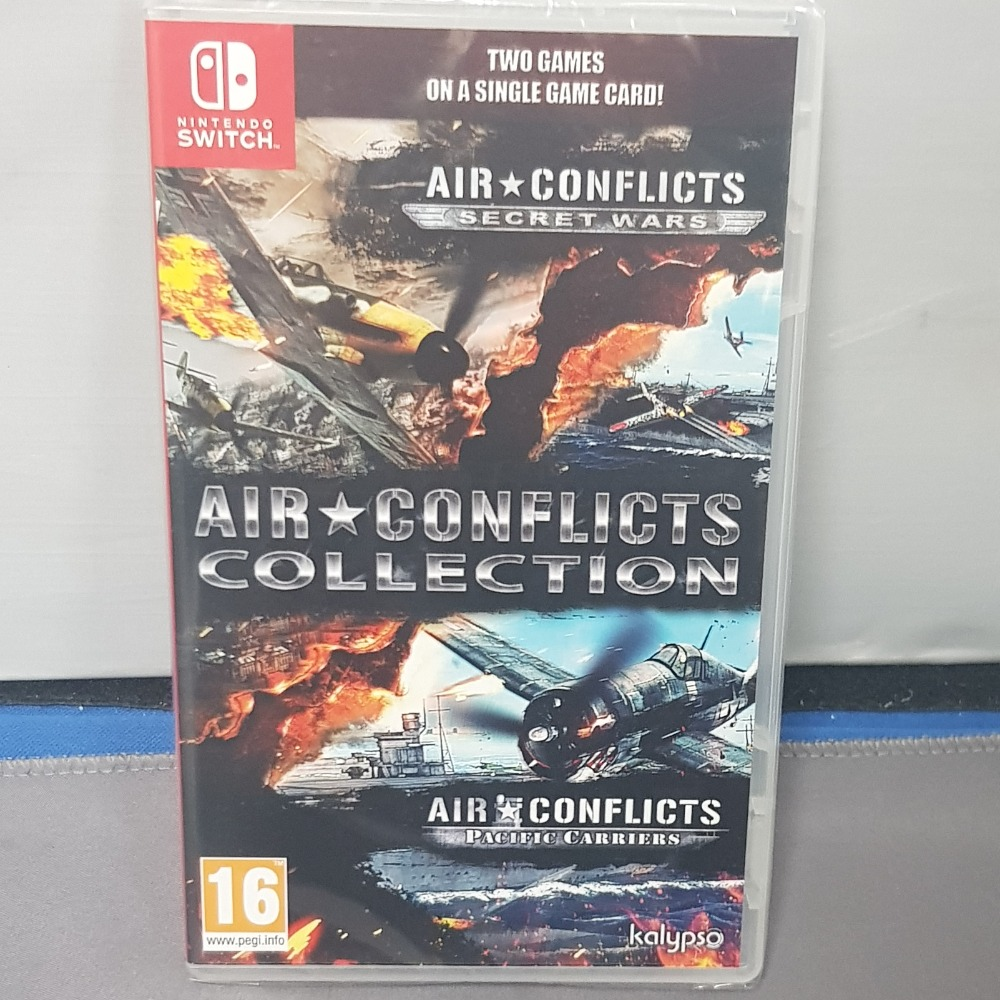 Product photo for Air Conflicts Switch