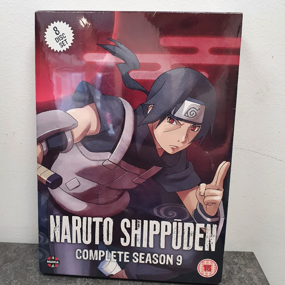Product photo for Naruto Shippuden