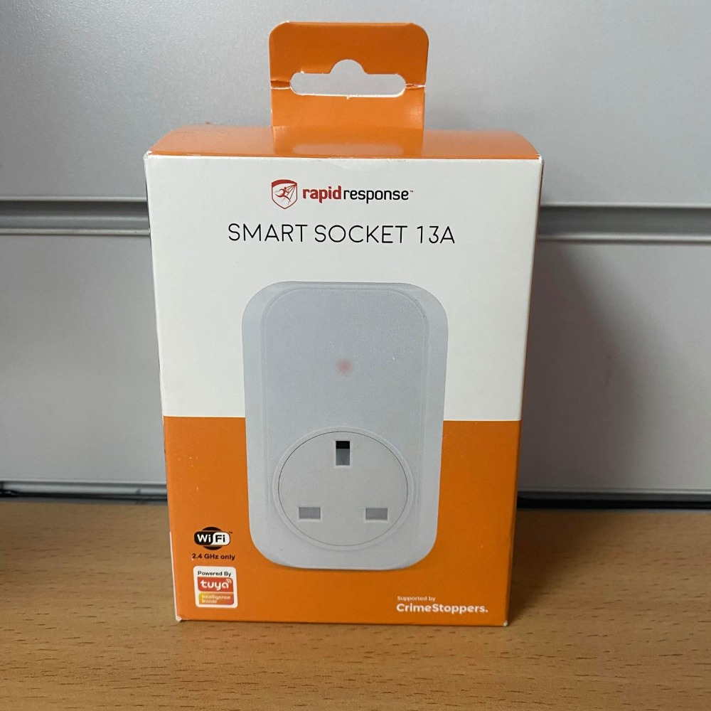 Product photo for Rapid Response Smart Socket 13A