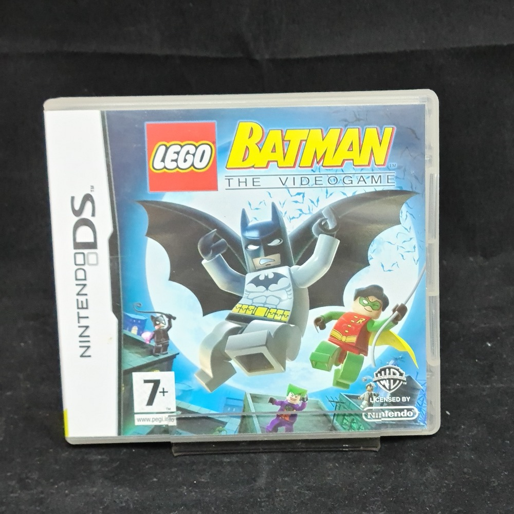 Product photo for Nintendo DS Game Lego Batman