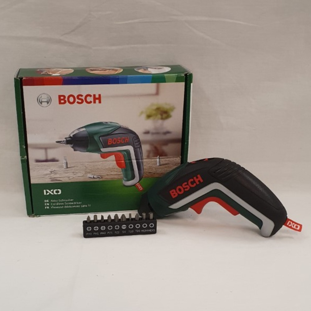 Product photo for  Bosch IXO 3.6V Li-ion Cordless Screwdriver