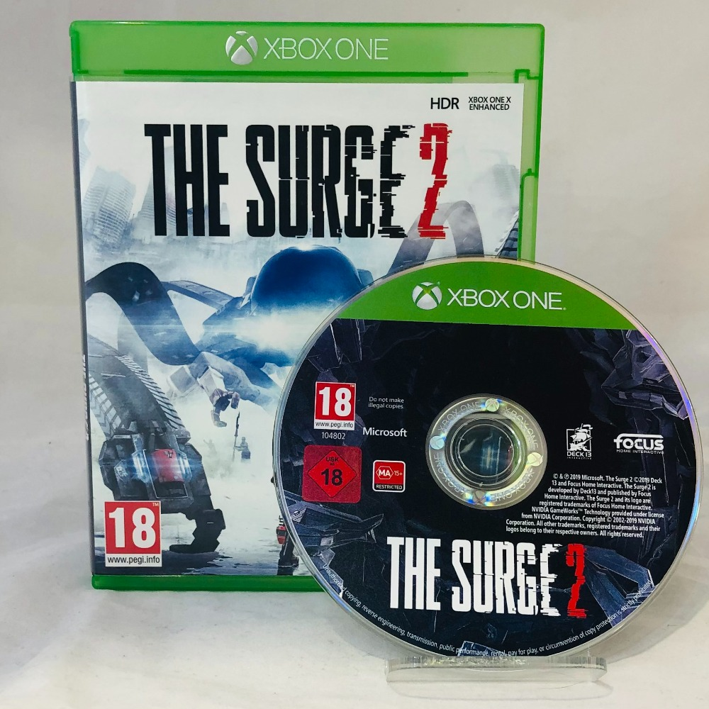 Product photo for THE SURGE 2 Xbox One