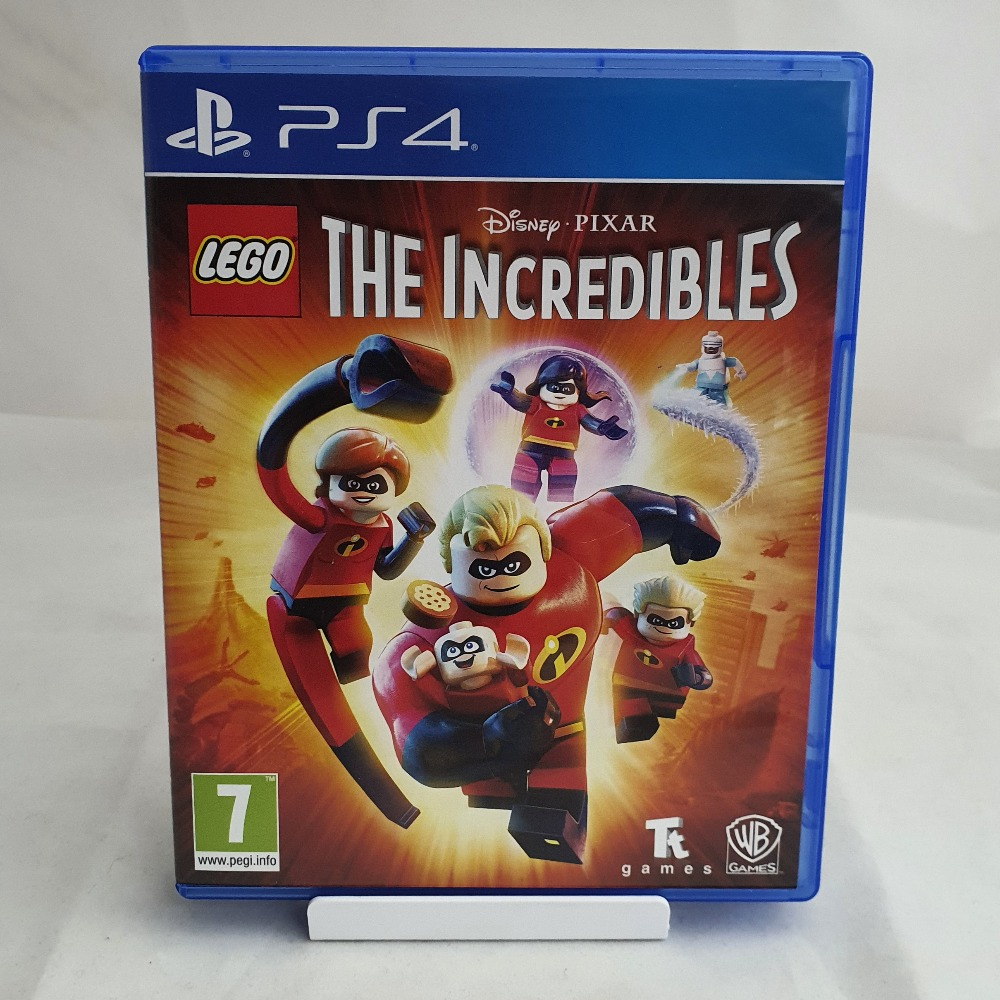 Product photo for PS4 Game Lego Incredibles