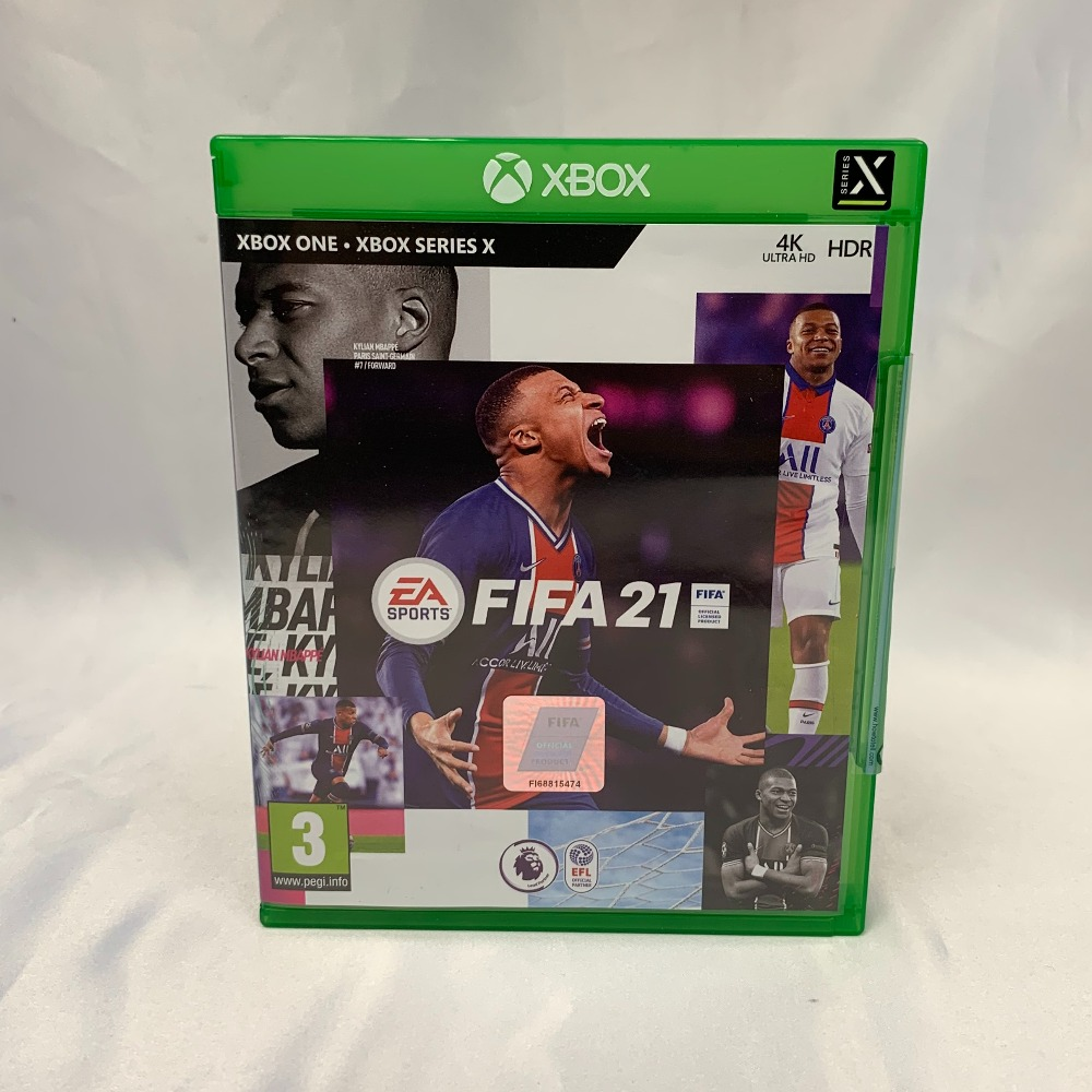 Product photo for Fifa 21
