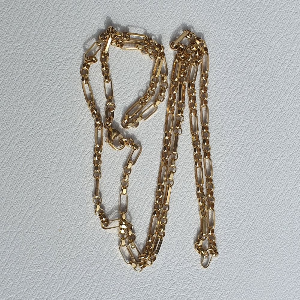 Product photo for 9ct Gold Chain 24 inches