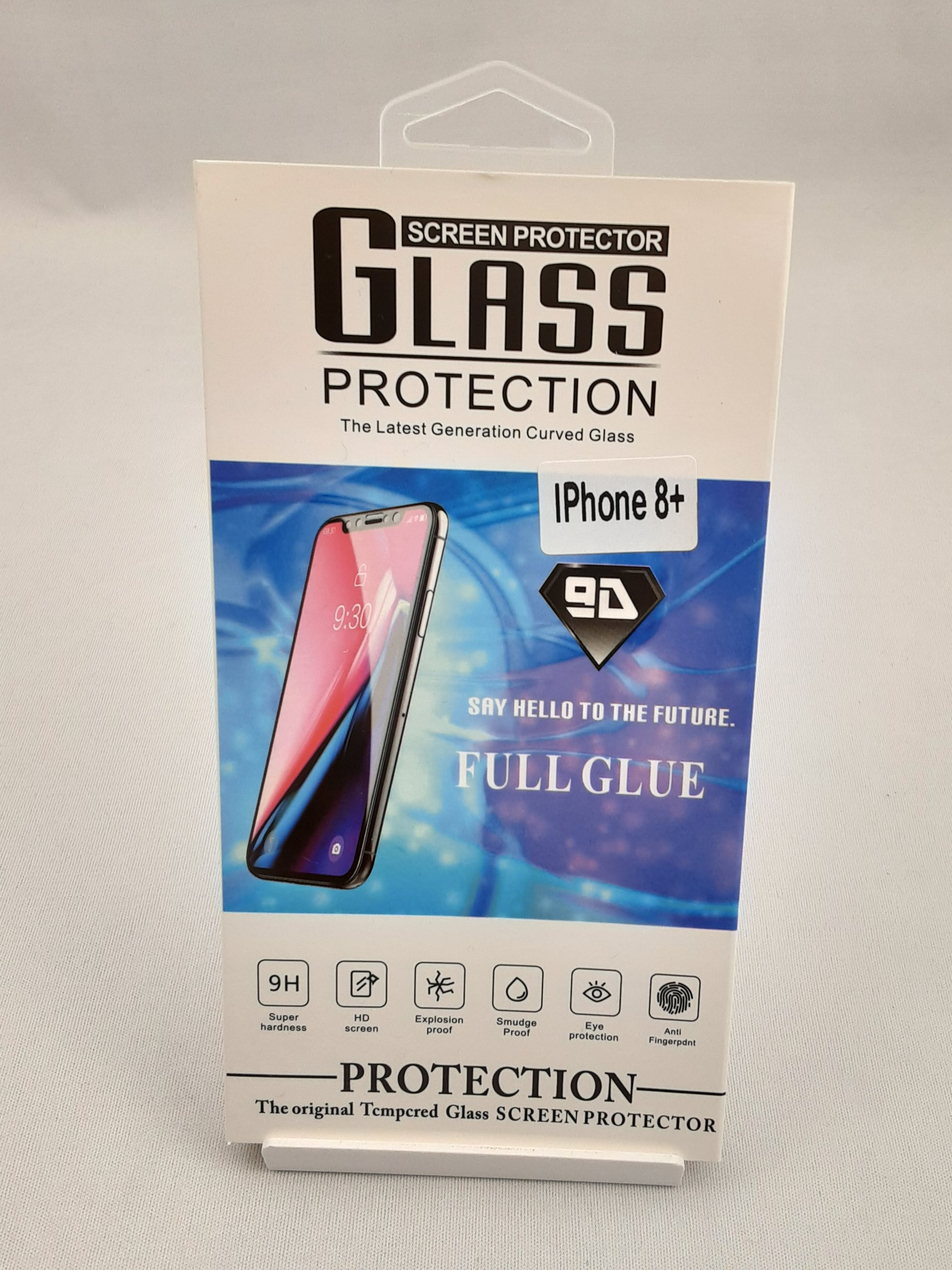 Product photo for Glass Protection IPH 8+ TEMP GLASS