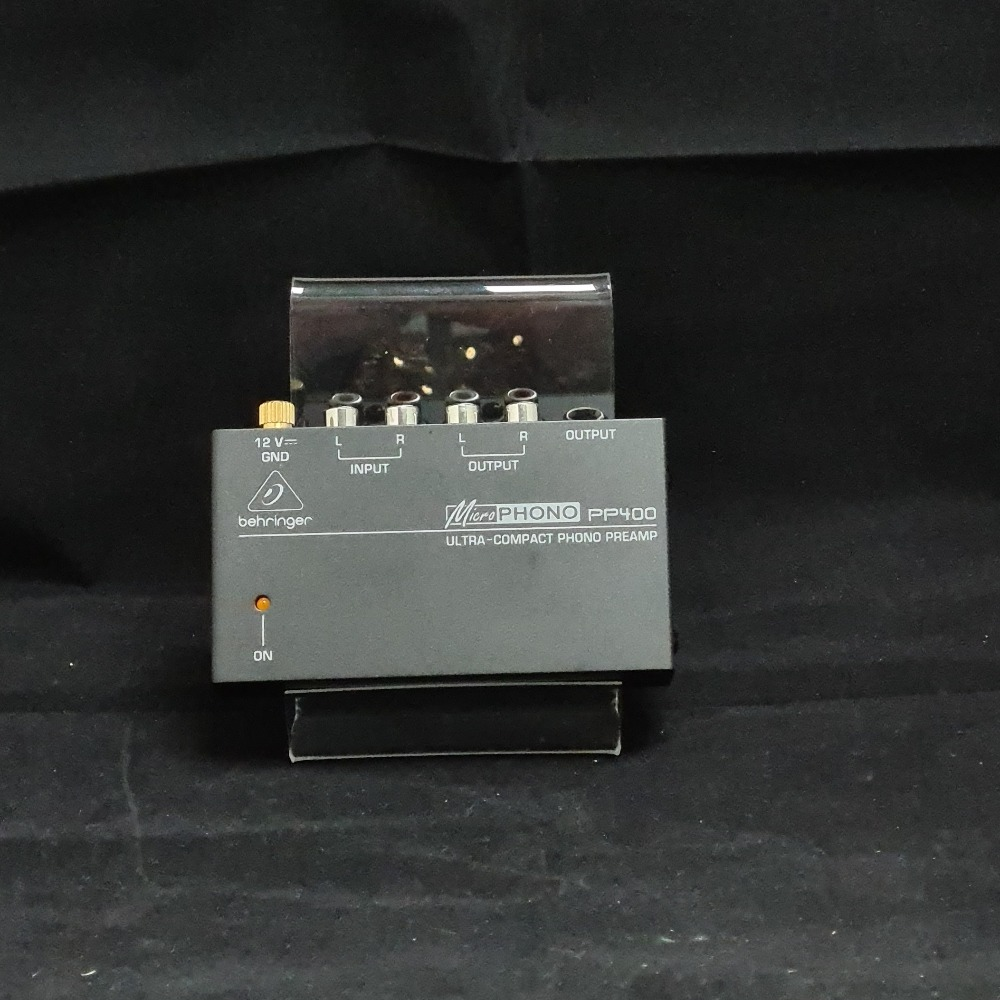 Product photo for Behringer Micro Phono Pre-Amp