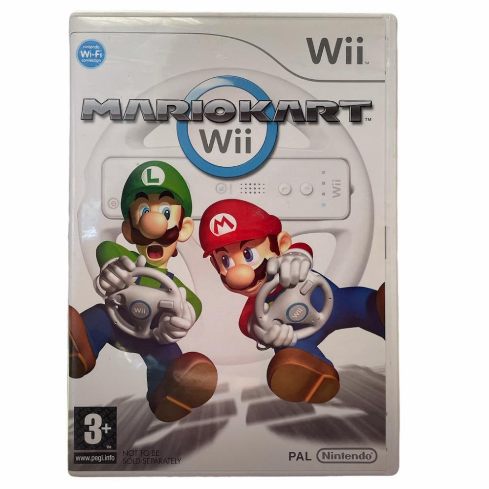 Product photo for Wii Mario Kart