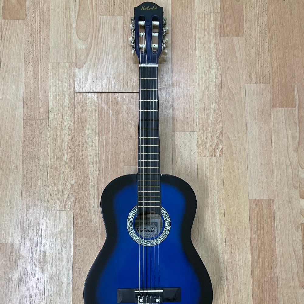 Product photo for Junior Guitar Blue