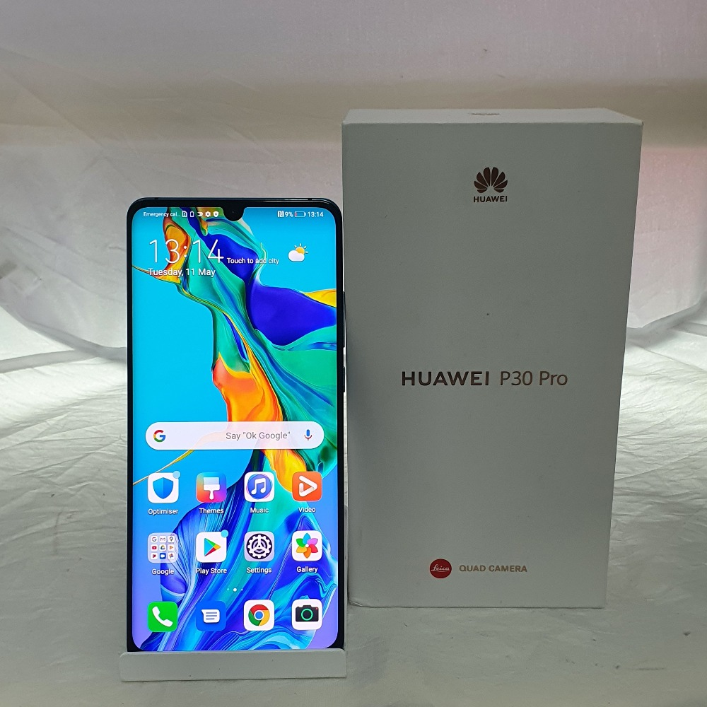 Product photo for Huawei P30 Pro - 128GB Open