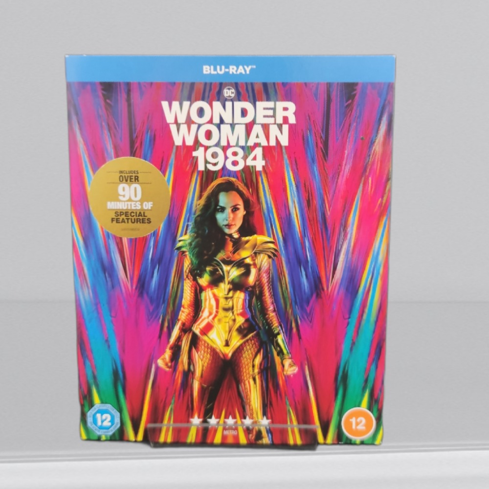 Product photo for Blu-ray Wonder Woman 1984
