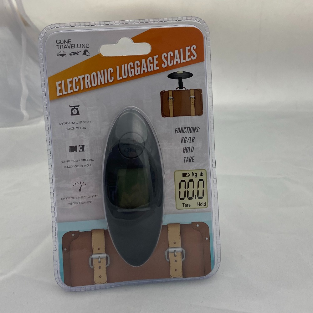 Product photo for Gone Travelling Luggage Scales