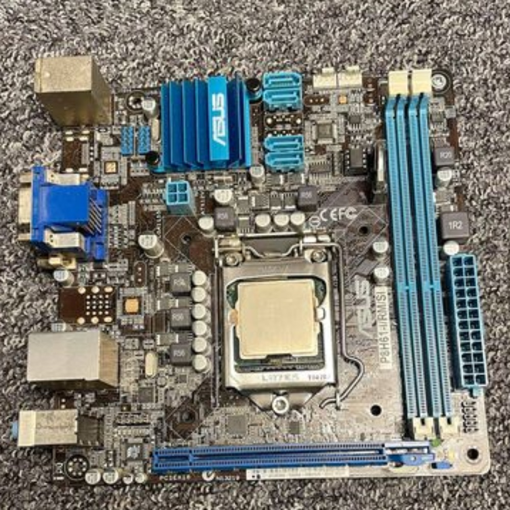 Product photo for Asus P8H61 Intel Motherboard