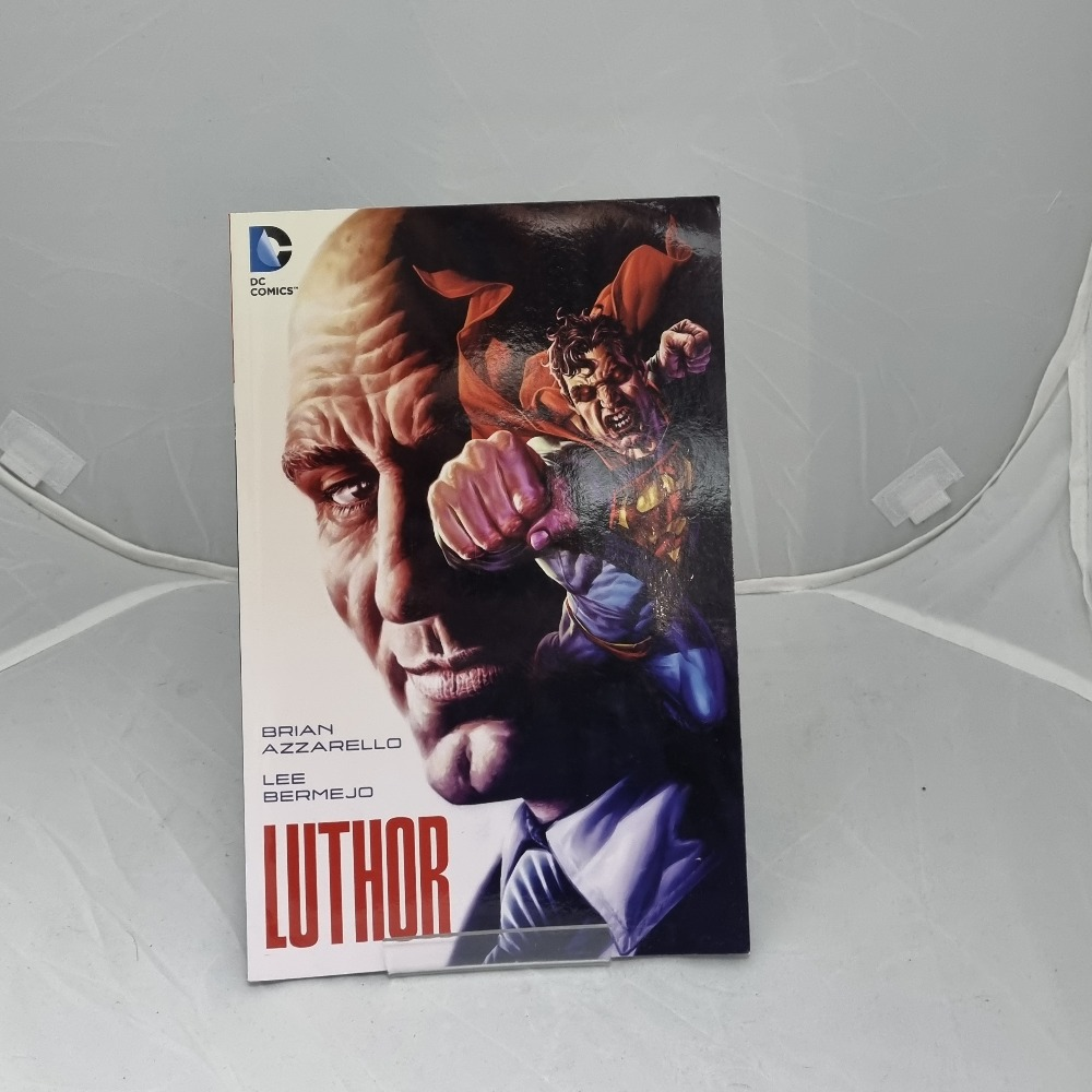 Product photo for DC Comics-Luthor