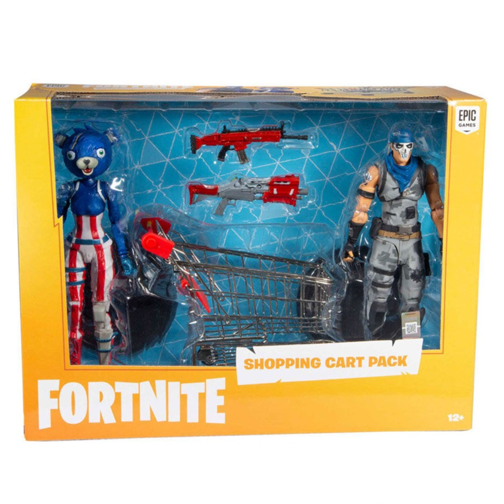 Product photo for Fortnite Shopping Cart Pack (Ages 12+)