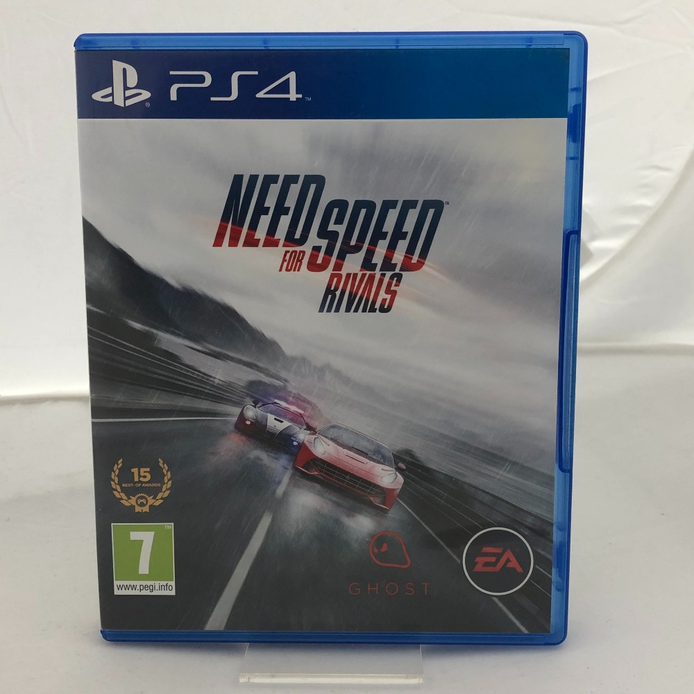 Product photo for Need for Speed Rivals (PS4)