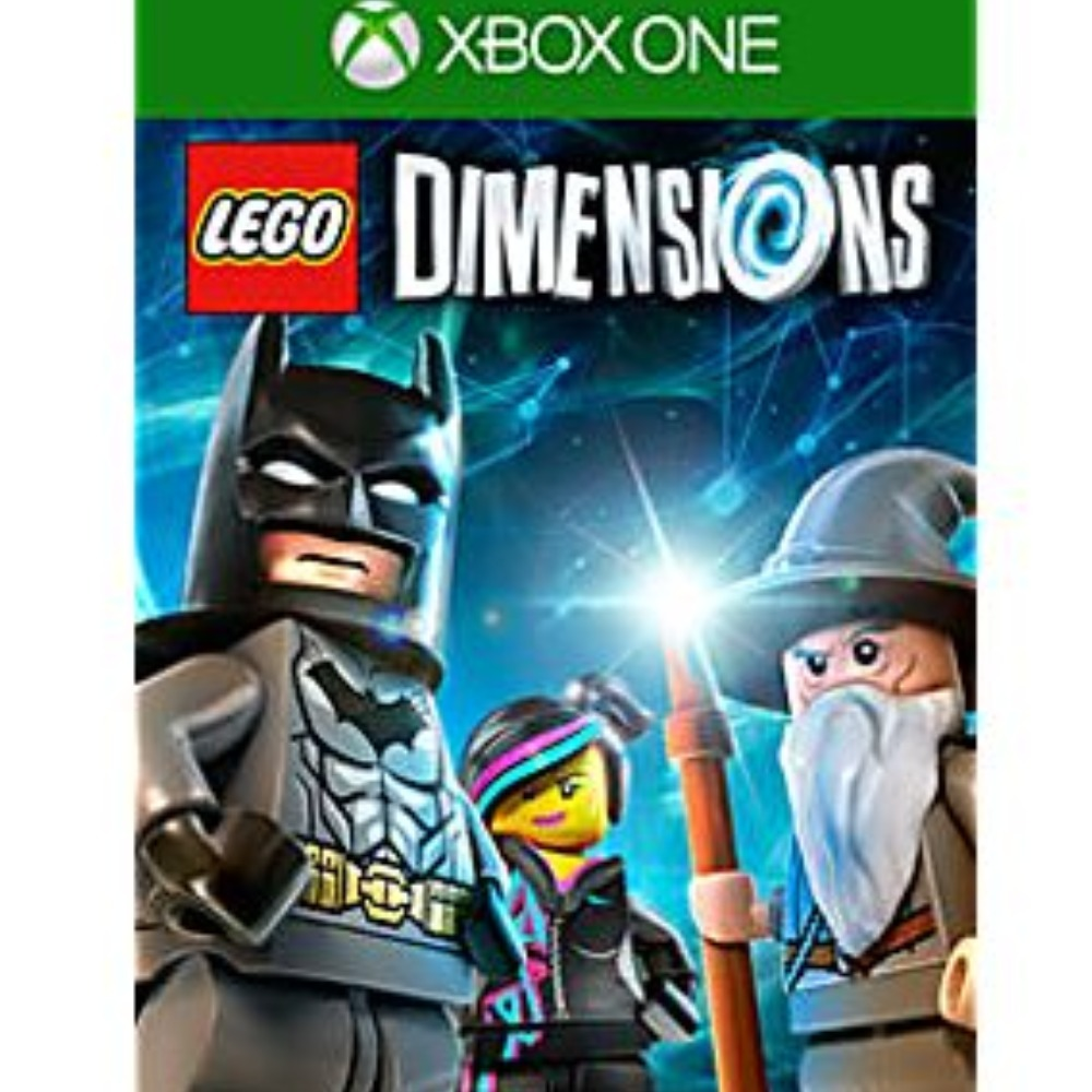 Product photo for SALE Lego Dimensions Xbox One Game