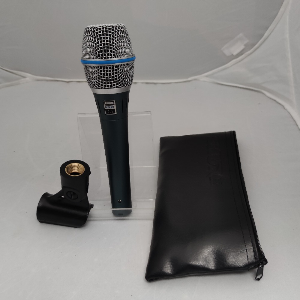 Product photo for Shure Beta 87a