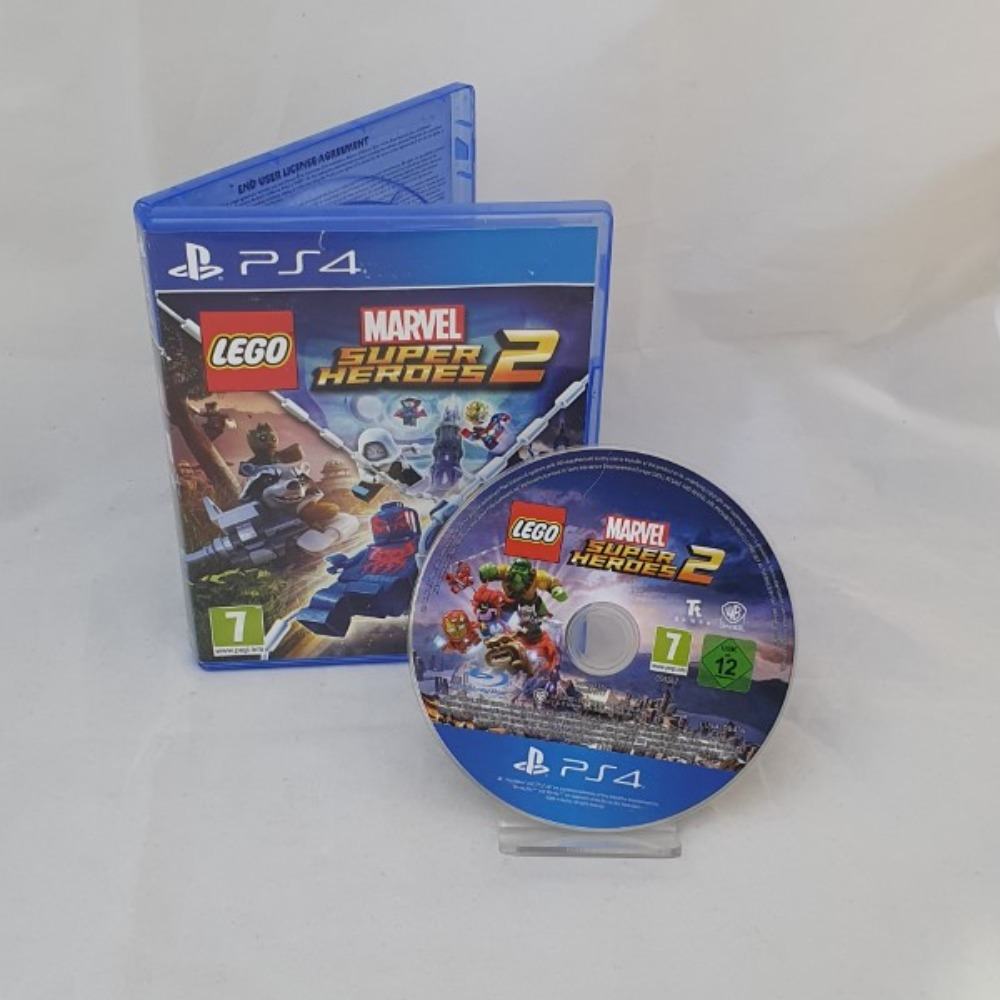 Product photo for Lego: Marvel Super Heroes 2 PS4