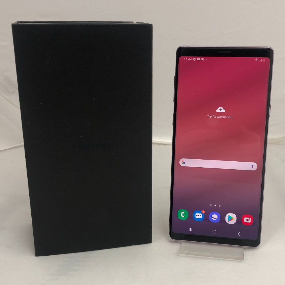 Product photo for Samsung Galaxy Note 9