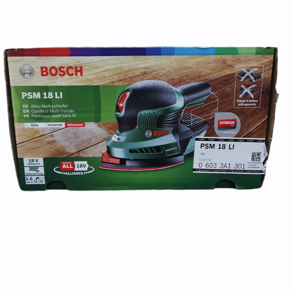 Product photo for Bosch Sander