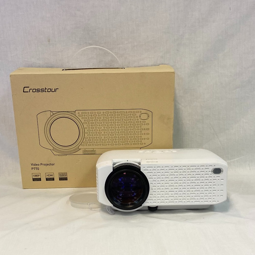 Product photo for Crosstour Mini Projector