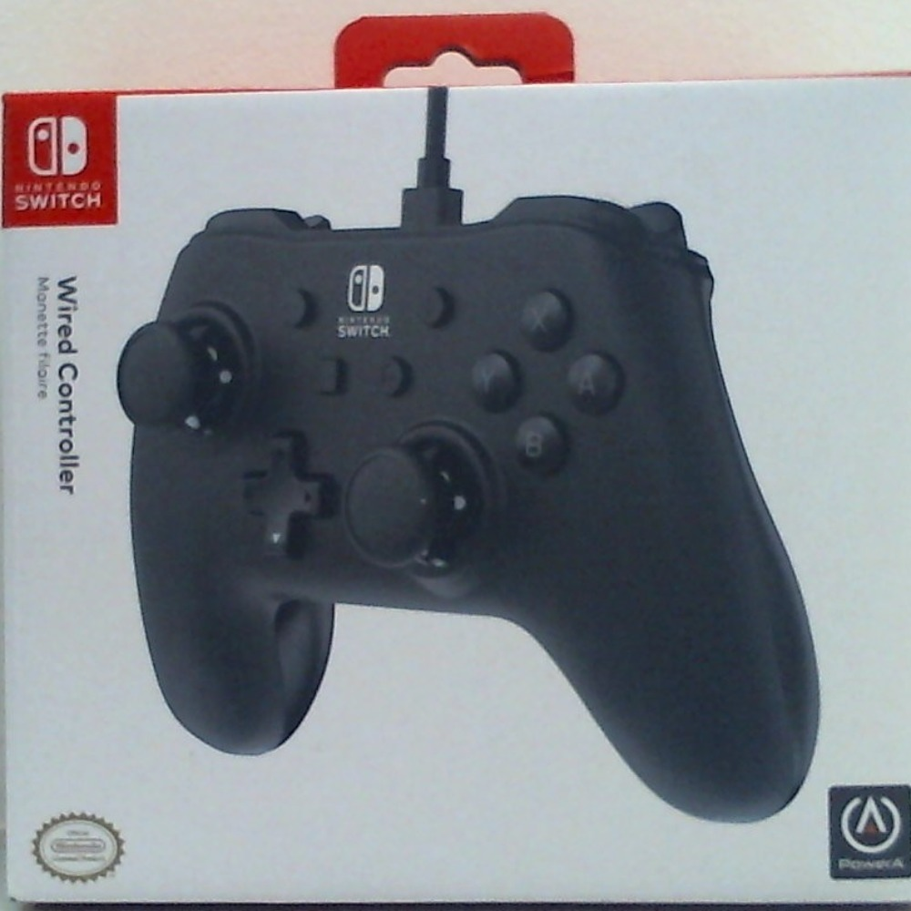 Product photo for Nintendo Switch Controller Nintendo Switch PowerA Wired Controller
