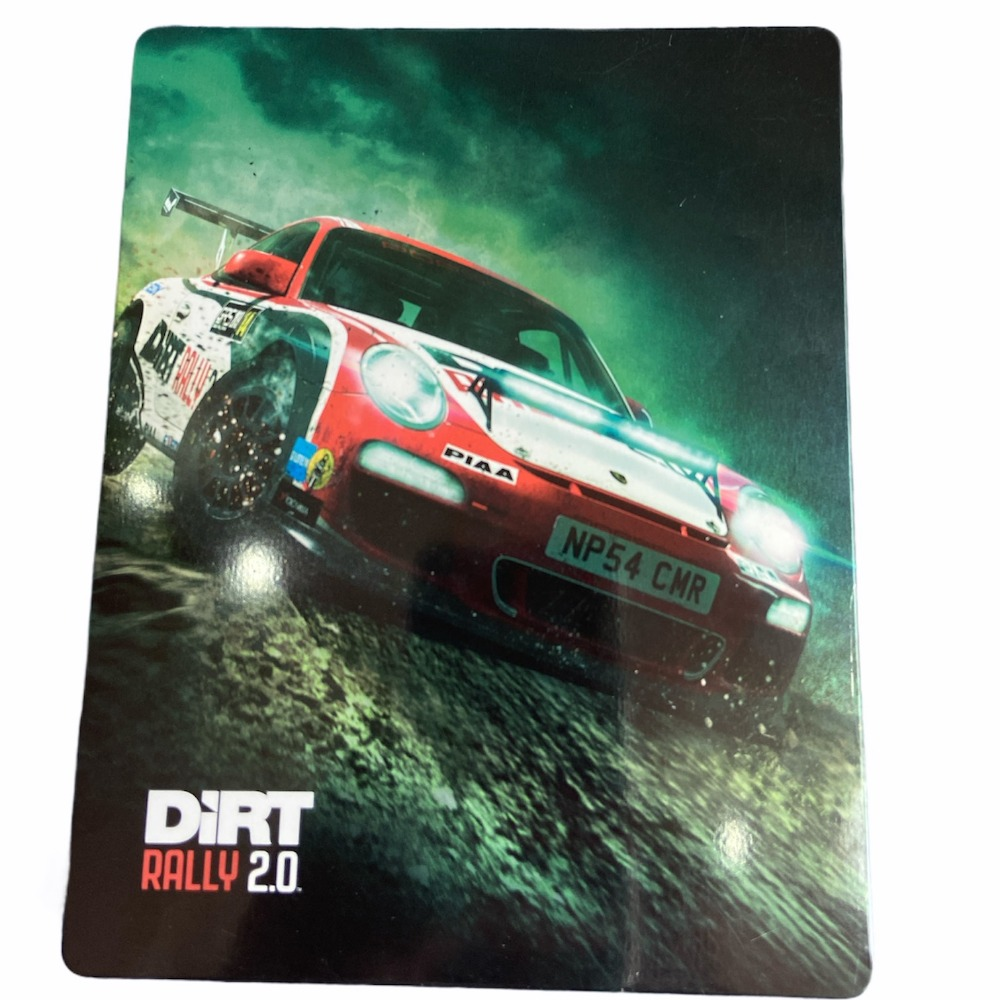 Product photo for Dirt Rally 2.0
