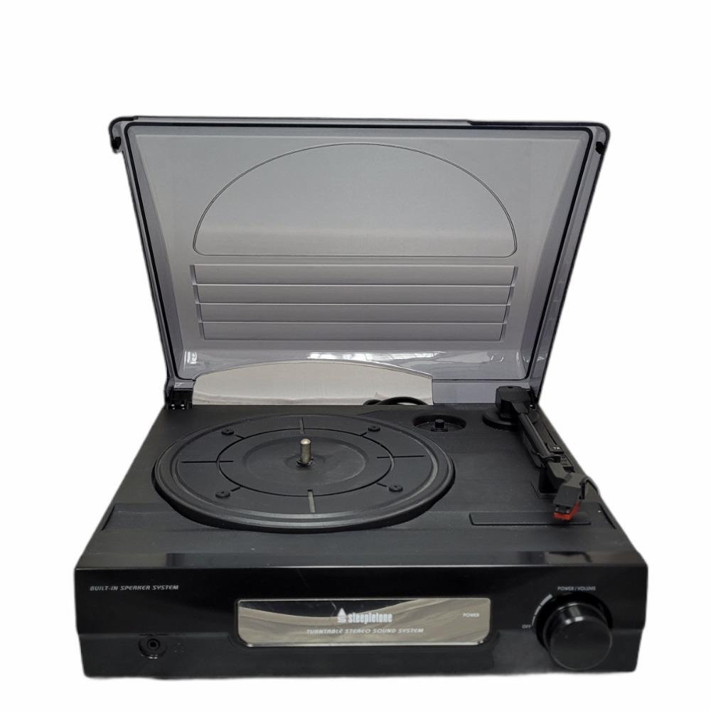 Product photo for Steepletone Turntable